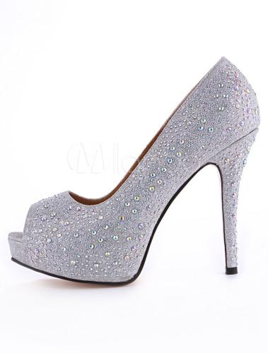 offerta speciale migliore qualità per grande sconto scarpe argentate eleganti Sale,up to 73% DiscountsDiscounts