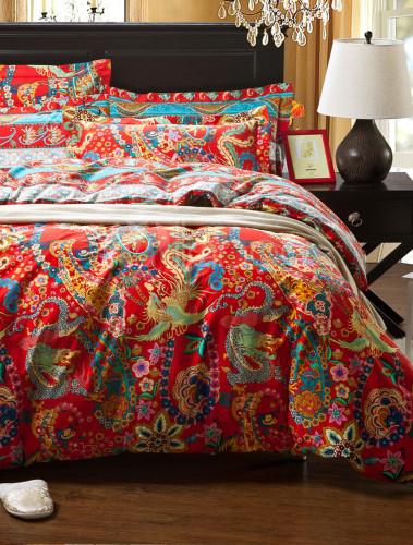orientalische bettw sche my blog. Black Bedroom Furniture Sets. Home Design Ideas