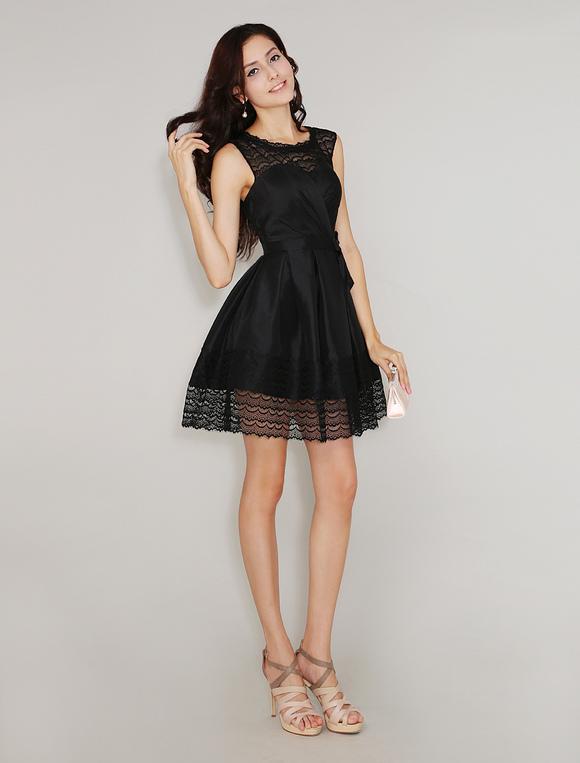 Robes de soiree mini noir
