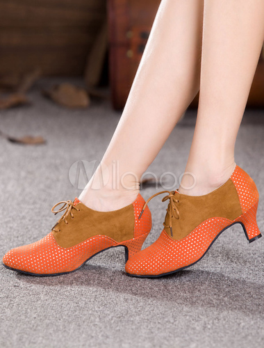 Danza negra con encaje zapatos tacones de gamuza para mujer yso2VghI1
