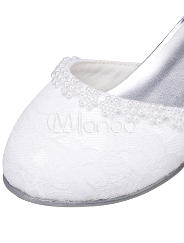 White flower girl shoes lace straps pu shoes for girls milanoo white flower girl shoes lace straps pu shoes for girls no7 mightylinksfo