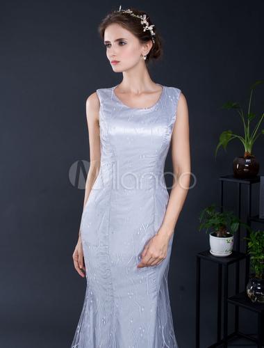 grau abendkleid meerjungfrau spitze hochzeit gast kleider gericht zug mutter der braut kleid. Black Bedroom Furniture Sets. Home Design Ideas
