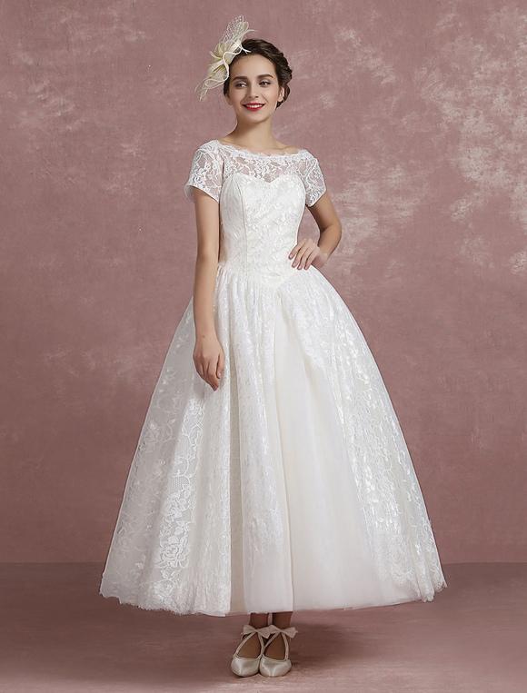 vestido de novia de princesa encaje vintage vestido de novia novia