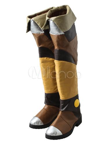 The Legend of Zelda Breath of the Wild Princess Zelda Cosplay Shoes Boots