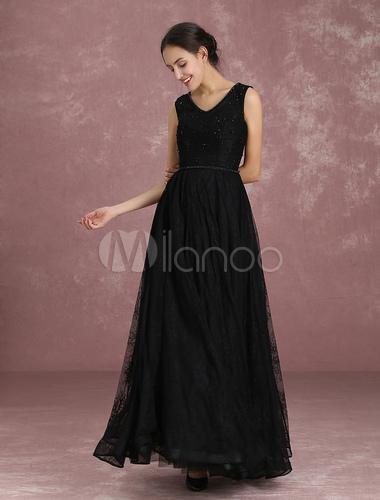 Niedliches abendkleid aus mit v ausschnitt cutouts und for Milanoo abendkleider