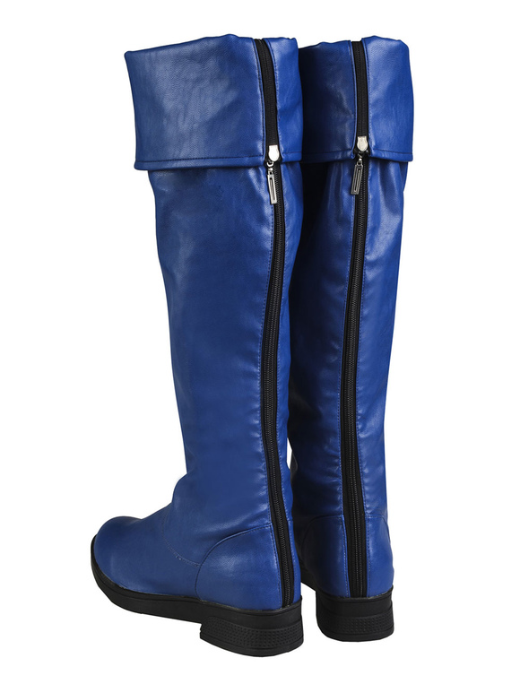 Power Girl Kara Zor L Halloween Cosplay Shoes - Milanoo.com