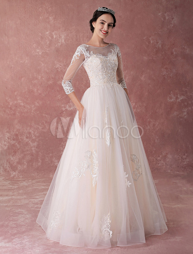 robes de mari e champagne robe de mari e princesse robe de mari e dentelle tulle perl e robes de. Black Bedroom Furniture Sets. Home Design Ideas