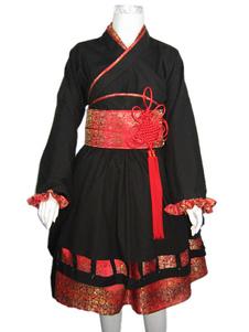 Японские кимоно Girl Cosplay костюмы Хэллоуин