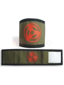 Hatake Kakashi protetor de pulso Naruto Jutsu
