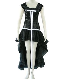 Чобиты чии черный косплей костюм