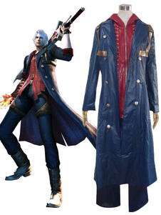 Devil May Cry 4 Nero Cosplay Halloween