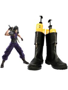 Carnaval Botas de Zack Fair para cosplay de Final Fantasy Halloween