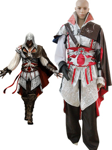 Вдохновлено игрой Assassins Creed, костюм косплей