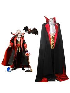 Carnevale Costume cosplay di Castlevania di Dracula Carnevale