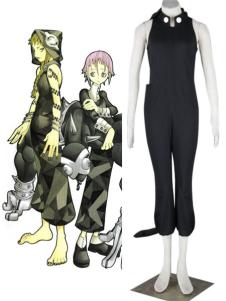 Soul Eater Медузы черный костюм Cosplay Хэллоуин