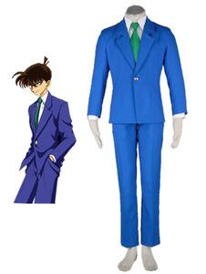 Disfraz Carnaval Uniforme Escolar Detective Conan Case Closed Jimmy Kudo Kudou Shinichi Halloween Cosplay Disfraz Halloween Carnaval