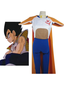 Dragon Ball Vegeta Super Prince Halloween Cosplay Disfraz