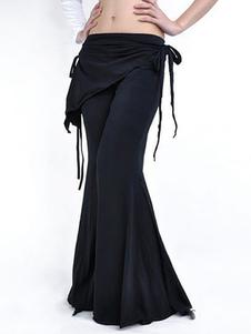 Gorgeous Rayon colorido de 95% 5% Spandex Dança do Ventre Pants
