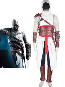 Вдохновлено игрой Кредо ассасина, косплей костюм Альтаира