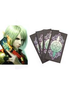 Carnaval Tarjetas de Suzaku de Final Fantasy Halloween