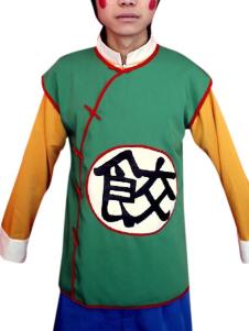 Disfraz Carnaval Traje de Chiaotzu para cosplay de Dragon Ball Halloween Carnaval