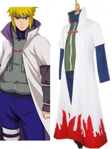 Costume Carnevale Naruto Namikaze Minato Carnevale cosplay costume