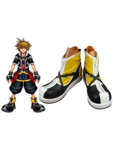Carnaval Botas de Sora de Kingdom Hearts Halloween