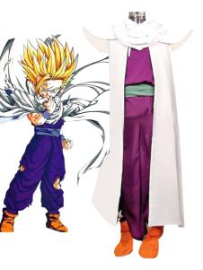Costume Carnevale Costume per cosplay Dragon Ball di Yamcha