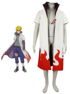 Minato Naruto Namikaze Cosplay Fantasia Halloween