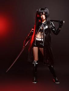 Disfraz Carnaval Traje negro para cosplay de VOCALOID Halloween Carnaval