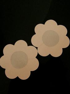 Flower Matte Satin Pasties