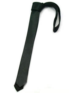 Formal Black Pure Color Mens laços de seda fios tingidos