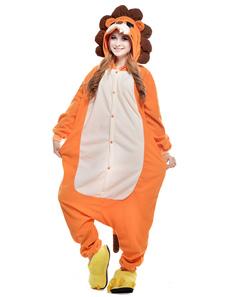 Disfraz Carnaval Kigurumi para disfraz de león Halloween Carnaval