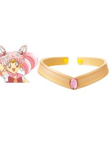 Doce Sailor Moon cabeça de PVC pequena senhora banda Halloween