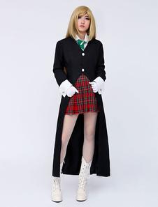 Soul Eater Maka Albarn traje Cosplay Halloween