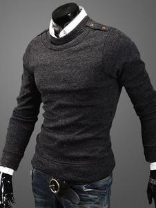 Modellatura maglieria Pullover con girocollo