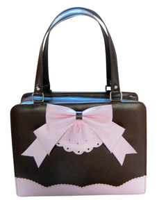 Borsa di prua attraente PU Leather Lolita