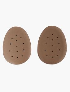 Almofada de sapato marrom esponja GEL