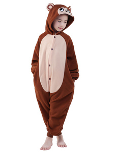 Disfraz Carnaval Pijama Kigurumi Mono Onesie Niños Flannel Animal Onesie 2020 Pijama Costume Halloween Carnaval