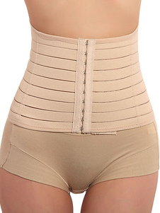 Женская талия Cincher Tummy Control Comfy Front-Close Waist Trainer