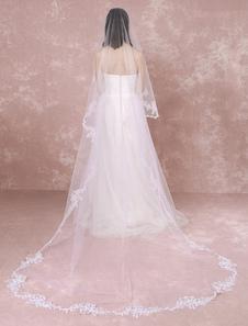 كاتدرائية الزفاف الحجاب الرباط تقليم زين زهرة تول 1 الطبقة الحجاب الزفاف
