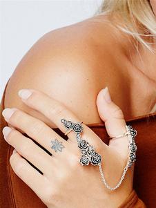 Кольцо с надписью «Кольцо с кольцами»