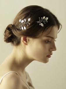 Tiara no cabelo de metal acessórios para a cabeça acessórios prata Não personalizado