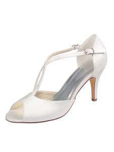 calçado para mulher Cerimônia de Casamento elegante 3.1