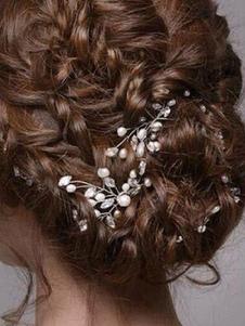 Tiara no cabelo para adultos para casamento acessórios para a cabeça acessórios transparente Não personalizado