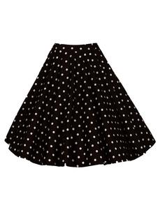 Женская юбка с длинными рукавами