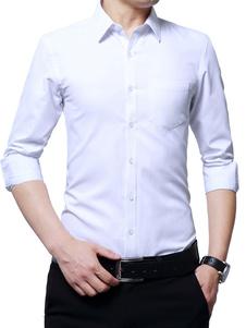 Рубашка с длинным рукавом с длинным рукавом