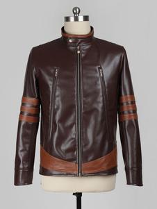 X-Men росомаха Джеймс Логан Howlett Хэллоуин косплей куртка Хэллоуин