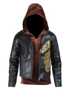Самоубийство отряд убийца Крока Waylon Джонс Хэллоуин косплей костюм Хэллоуин