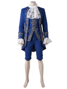 Disfraz Carnaval Disfraz Disney con Top&con abrigo&con pantalones&con bufanda Halloween Carnaval